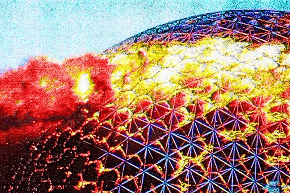 Arcade Fire Share Explosive Artwork With New Album