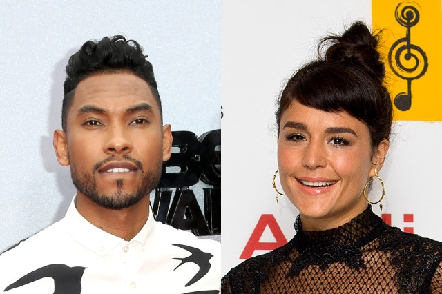 Miguel Jessie Ware Adorn Remix Single UK