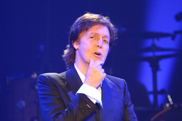 Paul McCartney New Album Fall Ethan Johns
