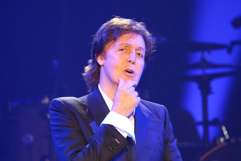 Paul McCartney New Album Fall Ethan Johns