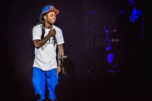 LIl Wayne / Photo by Ian Witlen