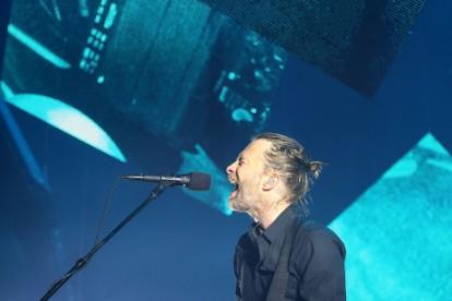 Thom Yorke Spotify Nigel Godrich Protest Atoms for Peace