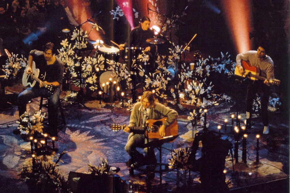 Nirvana' 'MTV Unplugged in New York'