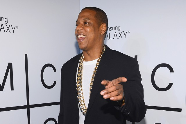 Jay-Z Magna Carta Robin Thicke Blurred Lines Billboard Charts