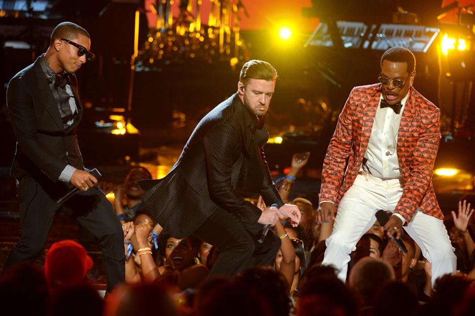Justin Timberlake Take Back the Night Foundation Response
