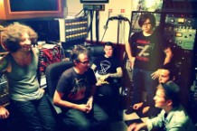 Fall Out Boy Ryan Adams Recording Sessions
