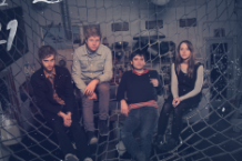 Grooms 'I Think We're Alone Now' Stream