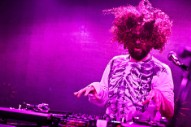 Gaslamp Killer Nearly Dies in Scooter Accident, Loses Spleen