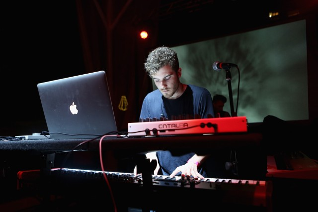 Nicolas Jaar Clown Sunset Other People Trust Compilation