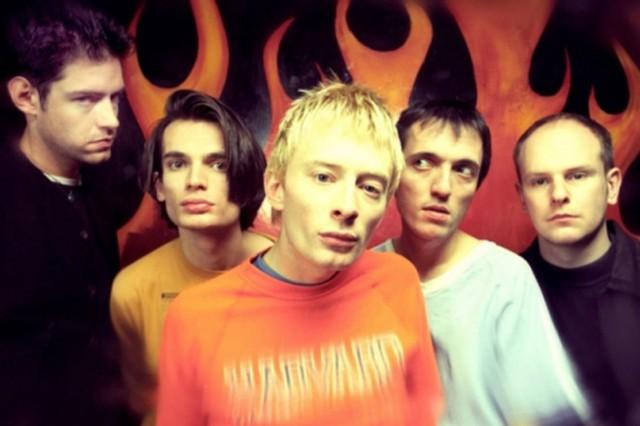 radiohead, demo tape, auction