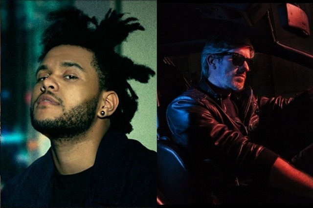 "The Weeknd, Kavinsky, ""Odd Look (Remix)"""