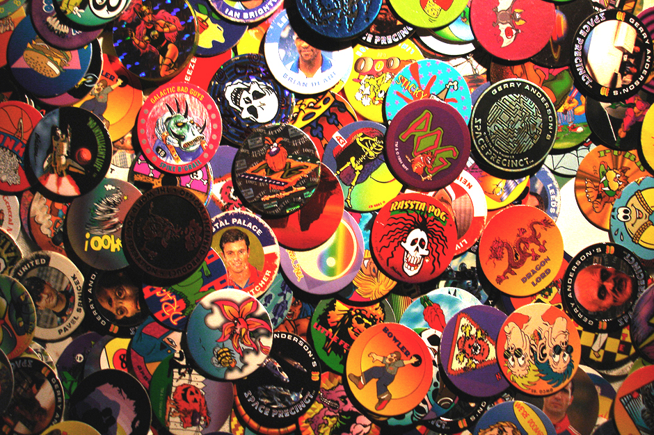 WHO LET THE POGS OUT? (1992)