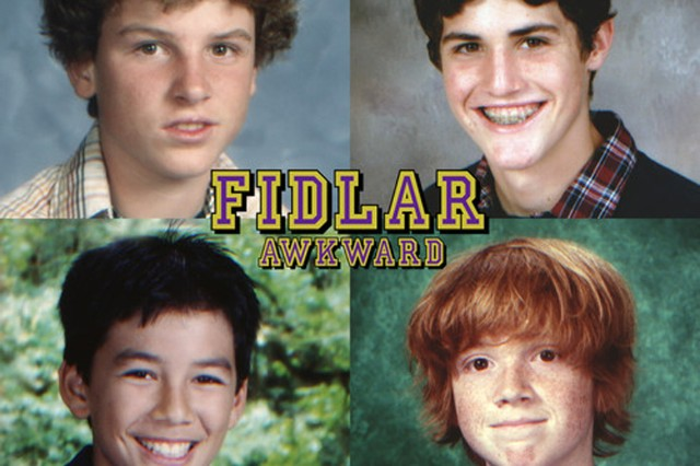 fidlar, awkward, single
