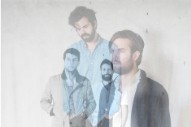 Hear the Darcys' Moody Electronic Rock Salvo 'The River'