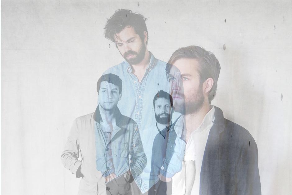 The Darcys 'The River' Stream Warring Album
