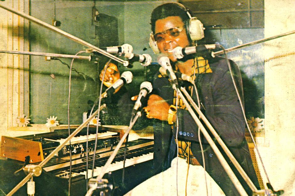 William Onyeabor 'Good Name' Who Is Luaka Bop