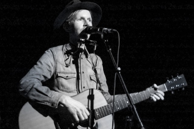 Beck at Le Poisson Rouge, New York City, July 26, 2013