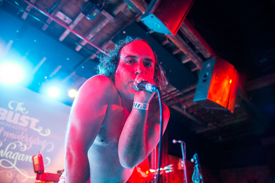 Har Mar Superstar at BUST Magazine's 20th Anniversary Extravaganza in Brooklyn, NY, July 25, 2013