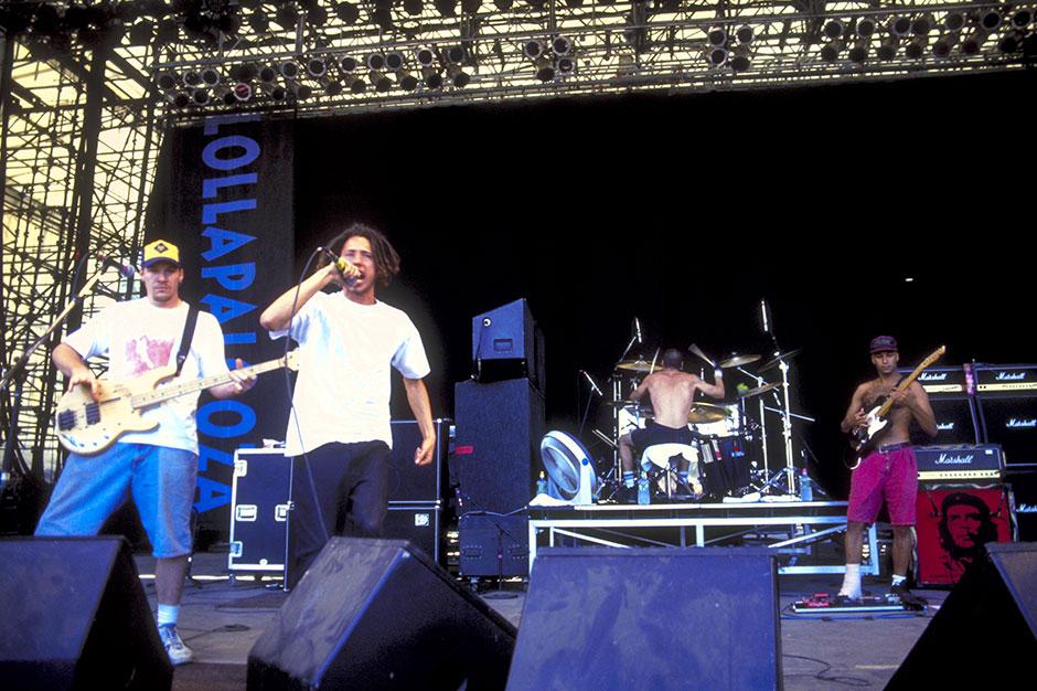 Lollapalooza 1993 tour dates in Brisbane