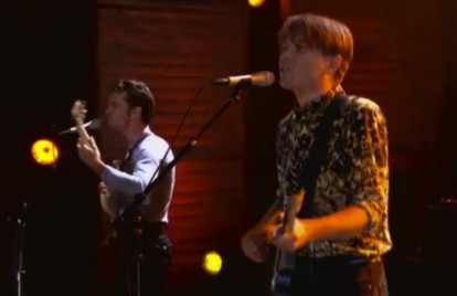 Franz Ferdinand Cut Through 'Conan' With Well-Polished 'Right Action'