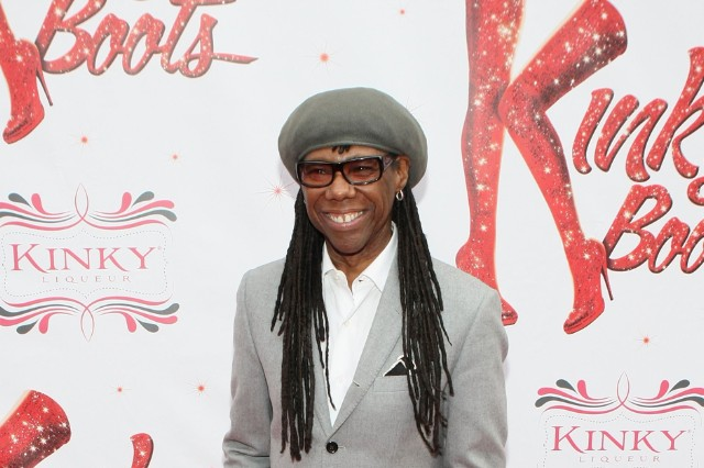 Nile Rodgers Prostate Cancer Clear Survived Chic