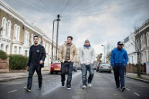 rudimental, home, album stream