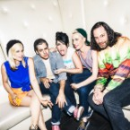The Julie Ruin: The SPIN Cover Shoot