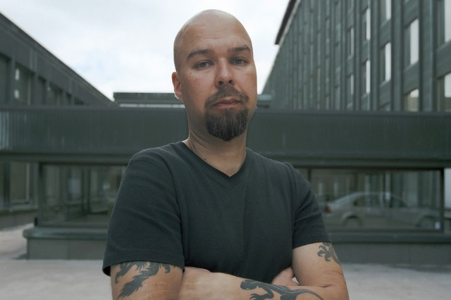 He will dock you: Pan Sonic's Mika Vainio