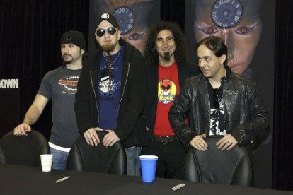 System of a Down, new album, Serj Tankian
