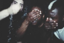 Young Fathers 'Effigy' Stream Scotland Rap Anticon
