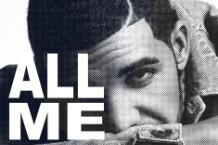 "Drake, 2 Chainz, Big Sean, Aziz Ansari, ""All Me,"" 'Nothing Was the Same,' stream"