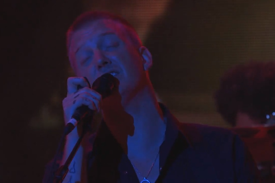 Watch Queens of the Stone Age Pummel 'My God Is the Sun' on 'Kimmel'