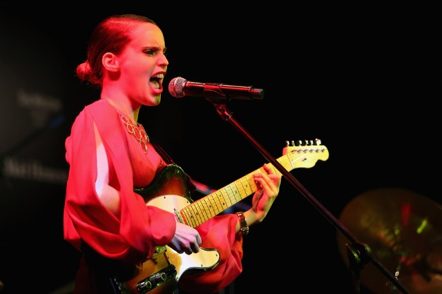 anna calvi, one breath, second album