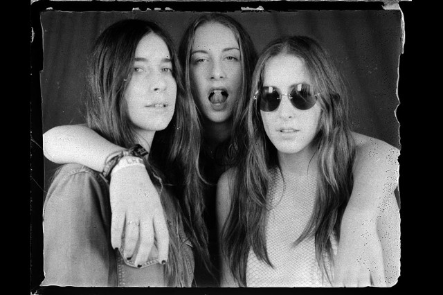 HAIM / Photo by Jesse Lirola