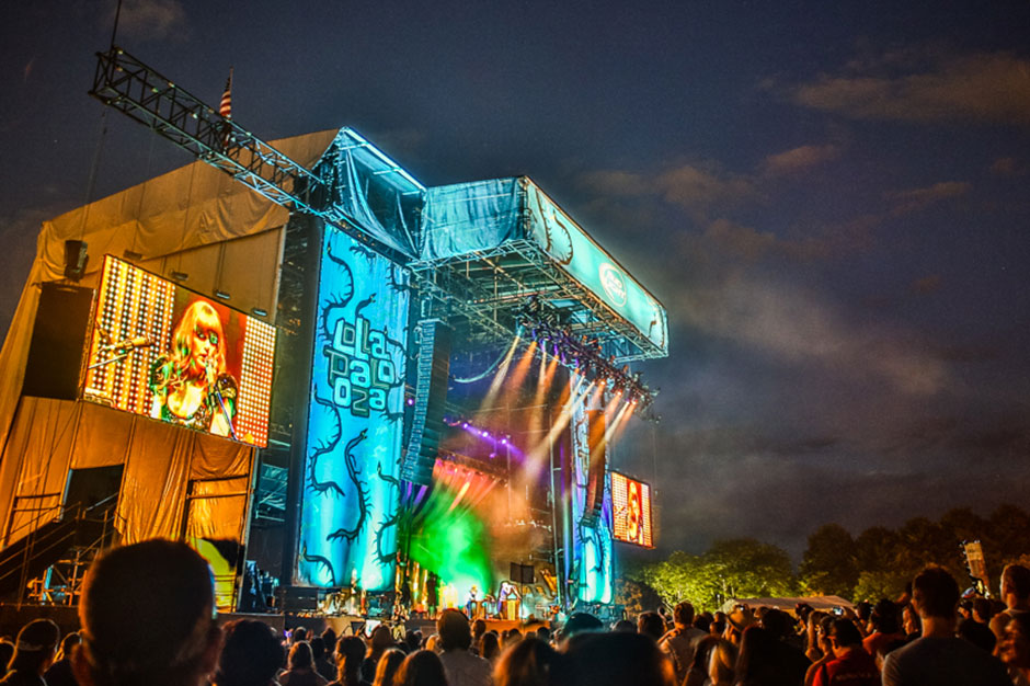 lollapalooza, stage, 2014 dates
