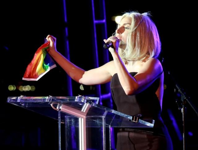 """Lady Gaga, """"Aura,"""" """"Burqa,"""" 'ARTPOP'"""