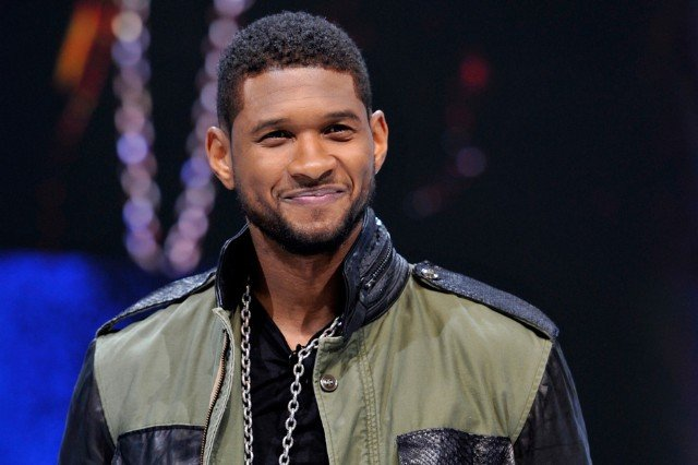 usher, usher raymond V, son, hospital, pool accident, intensive care