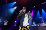 Curren$y Unveils His Own #NewRules