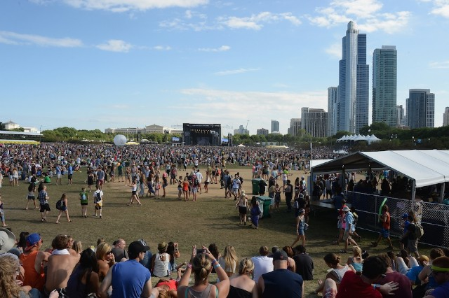Lollapalooza, Al Qaeda, security, threat, police,