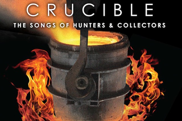 the avalanches, hunters & collectors, remix, crucible compilation