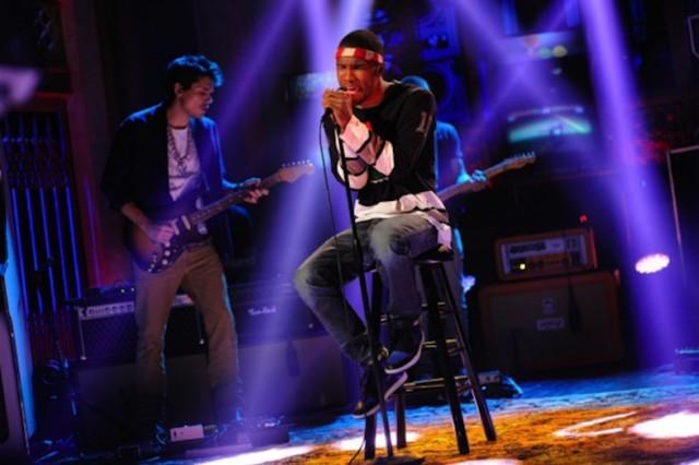 Frank Ocean, John Mayer, Katy Perry, 'Paradise Valley'