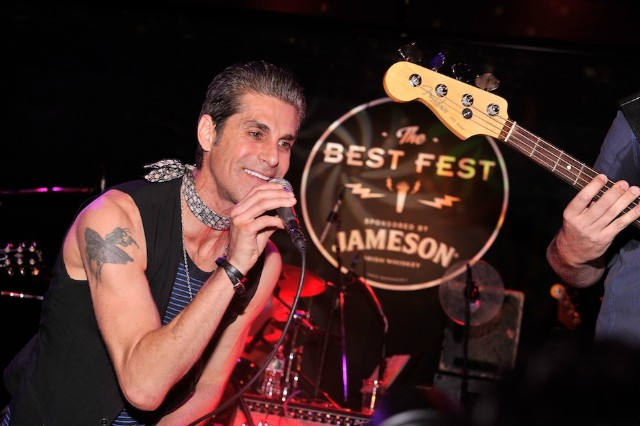 """Jane's Addiction, """"Another Soulmate,"""" Perry Farrell, stream"""