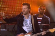 Mayer Hawthorne Seduces 'Kimmel' Crowd With 'Her Favorite Song'