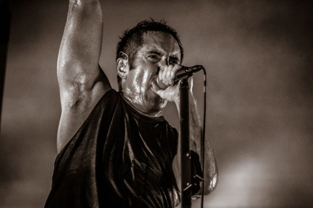 nine inch nails, trent reznor, outside lands 2013