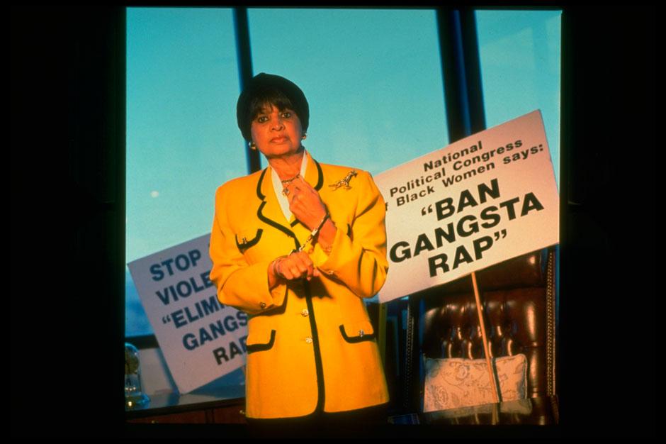A DECADE IN RAP CENSORSHIP (1990-1999)