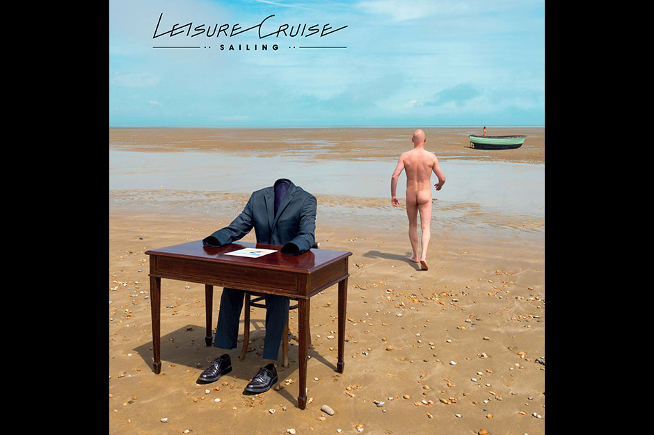 Leisure Cruise's 'Sailing' Cover Art