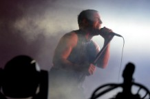 "Nine Inch Nails, Trent Reznor, ""Copy of A,"" 'Hesitation Marks,' studio version, stream"
