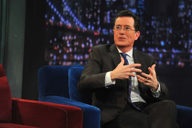 stephen colbert, daft punk, the colbert report, mtv vmas