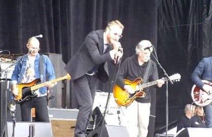 Watch the National Light Up 'Terrible Love' With the Grateful Dead's Bob Weir at Outside Lands