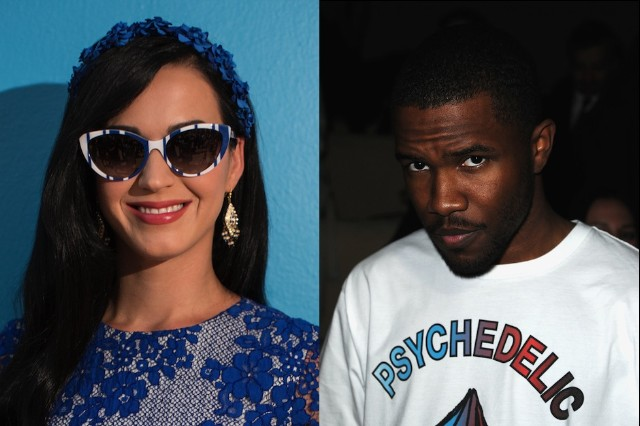 Katy Perry, Frank Ocean, John Mayer, Sara Bareilles